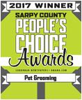 Sarpy award grooming